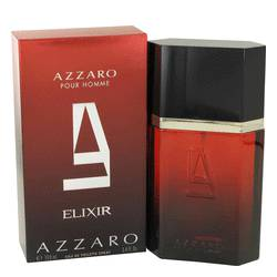 Azzaro Elixir Eau De Toilette Spray By Azzaro