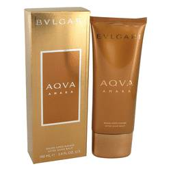 Bvlgari Aqua Amara After Shave Balm By Bvlgari