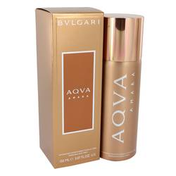 Bvlgari Aqua Amara Body Spray By Bvlgari