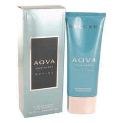 Bvlgari Aqua Marine After Shave Balm By Bvlgari