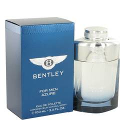 Bentley Azure Eau De Toilette Spray By Bentley