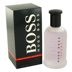 Boss Bottled Sport Eau De Toilette Spray By Hugo Boss