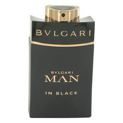 Bvlgari Man In Black Eau De Parfum Spray (Tester) By Bvlgari