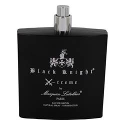 Black Knight Extreme Eau De Parfum Spray (Tester) By Marquise Letellier
