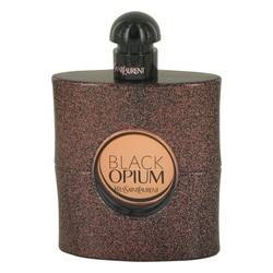 Black Opium Eau De Toilette Spray (Tester) By Yves Saint Laurent