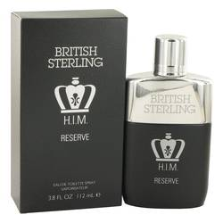 British Sterling Him Reserve Eau De Toilette Spray By Dana