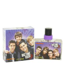 Big Time Rush Eau De Toilette Spray By Nickelodeon