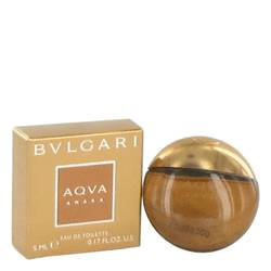 Bvlgari Aqua Amara Mini Edt By Bvlgari
