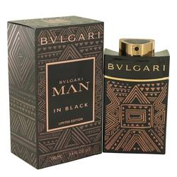 Bvlgari Man In Black Essence Eau De Parfum Spray By Bvlgari