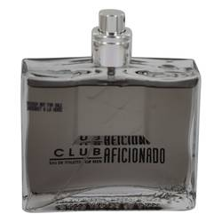 Club Aficionado Eau De Toilette Spray (Tester) By Jeanne Arthes