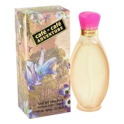 Café Adventure Eau De Toilette Spray By Cofinluxe