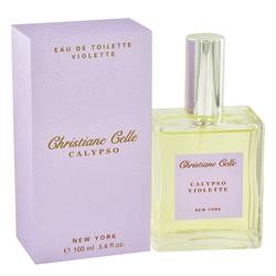 Calypso Violette Eau De Toilette Spray By Calypso Christiane Celle