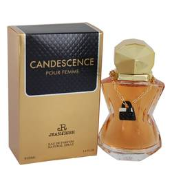 Candescence Eau De Parfum Spray By Jean Rish
