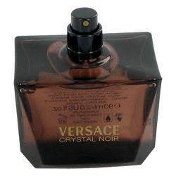 Crystal Noir Eau De Toilette Spray (Tester) By Versace