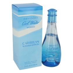 Cool Water Caribbean Summer Eau De Toilette Spray By Davidoff