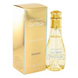 Cool Water Sensual Essence Eau De Parfum Spray By Davidoff