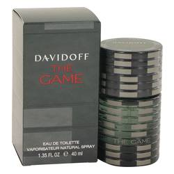 The Game Eau De Toilette Spray By Davidoff