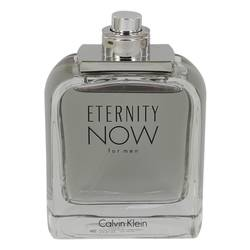 Eternity Now Eau De Toilette Spray (Tester) By Calvin Klein