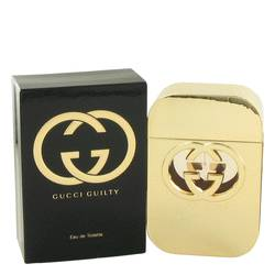 Gucci Guilty Eau De Toilette Spray By Gucci