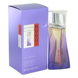 Pure Purple Eau De Parfum Spray By Hugo Boss