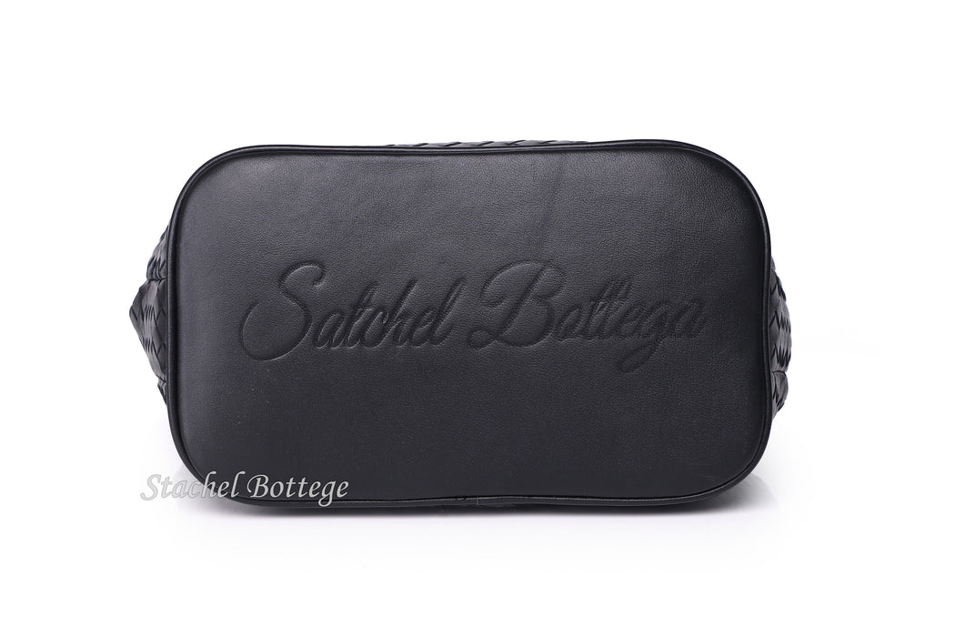 Satchel Bottega®Handmade Soft Lamb skin Leather Bag