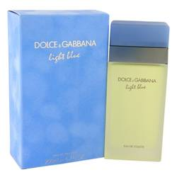 Light Blue Eau De Toilette Spray By Dolce & Gabbana