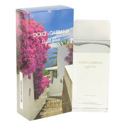 Light Blue Escape To Panarea Eau De Toilette Spray By Dolce & Gabbana