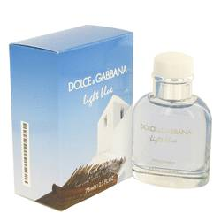 Light Blue Living Stromboli Eau De Toilette Spray By Dolce & Gabbana