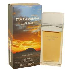Light Blue Sunset In Salina Eau De Toilette Spray By Dolce & Gabbana