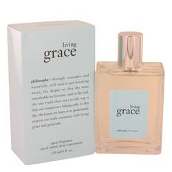 Living Grace Eau De Toilette Spray By Philosophy