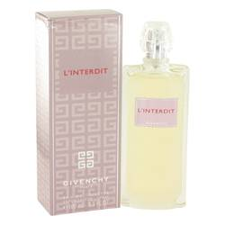 L'interdit Eau De Toilette Spray (New Packaging) By Givenchy