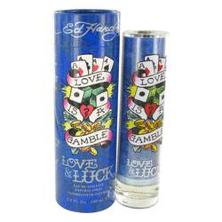 Love & Luck Eau De Toilette Spray By Christian Audigier