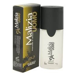 Malizia Uomo Gold Eau De Toilette Spray By Vetyver