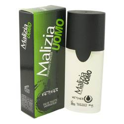Malizia Uomo Eau De Toilette Spray By Vetyver