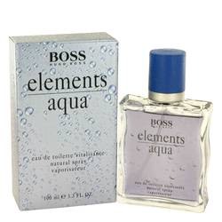 Aqua Elements Eau De Toilette Spray By Hugo Boss