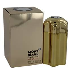 Montblanc Emblem Absolu Eau De Toilette Spray By Mont Blanc