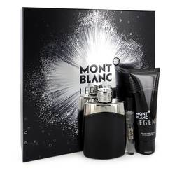 Montblanc Legend Gift Set By Mont Blanc