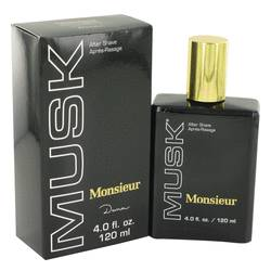 Monsieur Musk After Shave By Dana