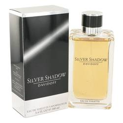 Silver Shadow Eau De Toilette Spray By Davidoff