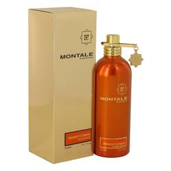 Montale Orange Flowers Eau De Parfum Spray (Unisex) By Montale