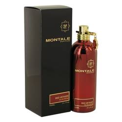 Montale Red Vetiver Eau De Parfum Spray By Montale