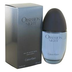 Obsession Night Eau De Parfum Spray By Calvin Klein