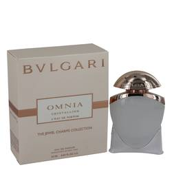 Omnia Crystalline L'eau De Parfum Mini EDP Spray By Bvlgari