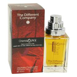 Oriental Lounge Eau De Parfum Spray Refillable By The Different Company