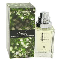 Osmanthus Eau De Toilette Spray Refilbable By The Different Company