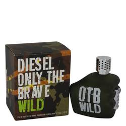 Only The Brave Wild Eau De Toilette Spray (Tester) By Diesel