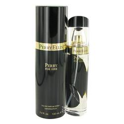 Perry Black Eau De Parfum Spray By Perry Ellis