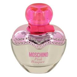 Moschino Pink Bouquet Eau De Toilette Spray (unboxed) By Moschino