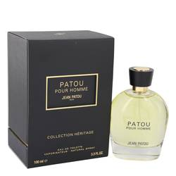 Patou Pour Homme Eau De Toilette Spray (Heritage Collection) By Jean Patou