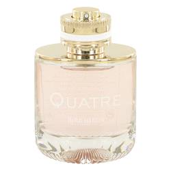 Quatre Eau De Parfum Spray (Tester) By Boucheron